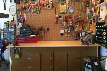 Warsztat domowy — co powinno się w nim znaleźć i jak go urządzić?